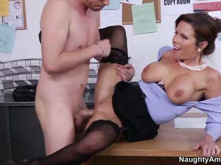 lielas krūtis, sekretāri, hardcore