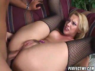 блондинки, assfucking, anal sex