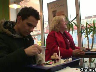 老, 奶奶, 奶奶