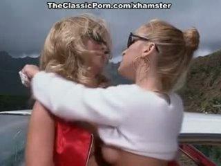 Jenna jameson, jill kelly, kaitlyn ashley uz klasika xxx