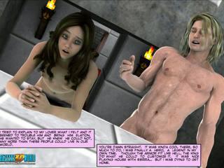 3d komik world minecrack chronicles 26
