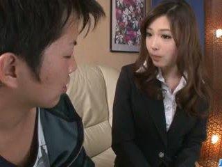 טרי מציצות, יותר קאם, אתה יפני מדורג