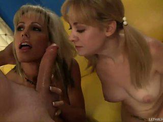 hardcore sex, oralinis seksas, bigtits