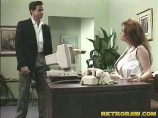Nurse Banged Onto Her Desk