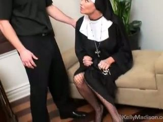 nun, 4tube, milf