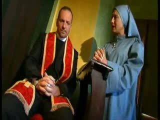 Kåta cardinal fucks nuns