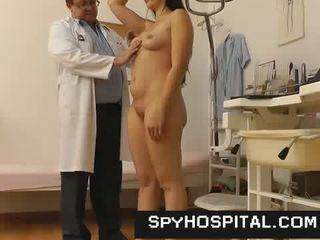 vagina, hidden camera, doctor