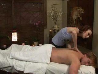 Zoe voss - the masseuse
