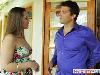 Ilus abielunaine dani daniels imema munn outdoors