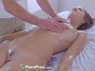 Pornpros Wet Pussy Massage and Fuck for Dillion Harper