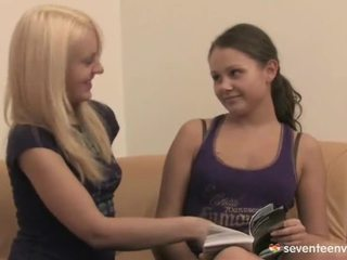 Loving lezbiýanka teenages