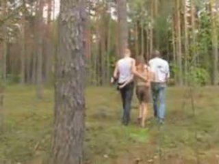 アマチュア ラトビアの 三人組 で ザ· 森