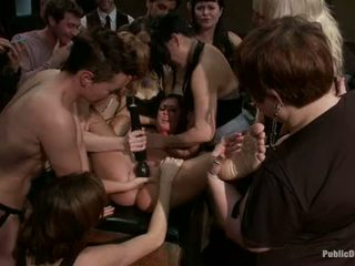 grupu sekss, lezdom, vibrators