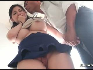 japanese, big boobs, cumshot