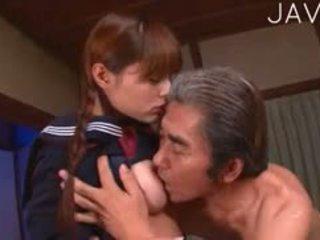 יפני, ישן + צעיר, אחיד