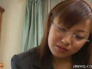 Povekas japanilainen vauva perseestä at koti uncensored