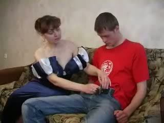 Russian Mom Fucks Her Daughters Boyfriend Video