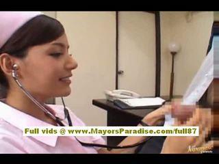 asistente medicale, uniform, teen asiatice