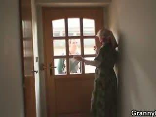 gammal, mormor, granny