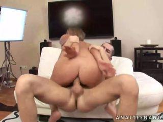 sexe hardcore, euro porno, bébé aime deux bites