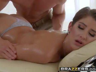 Brazzers - kotor masseur - karina putih dan johnny sins