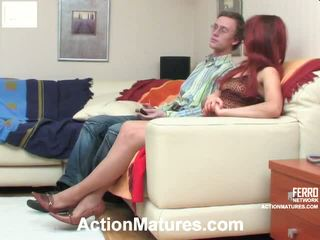 Alana og tobias marvelous mamma onto video handling