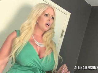 Alura Jenson gets Fucked by Shemale Jessy Dubai: HD Porn 4c