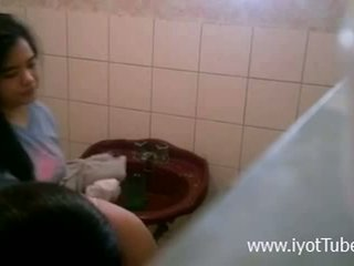 Lupet ng boso - douche caché cam