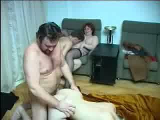 Rodzina incest seks orgia