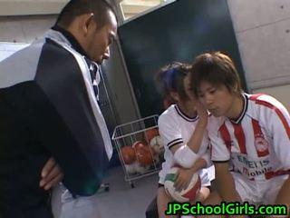Bello nudo asiatici schoolgirls