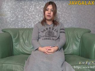 brunete, japānas, solo girl