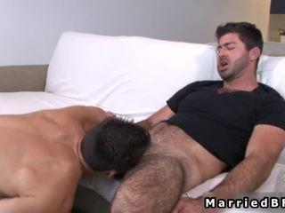Casada fellow acquires sexy gay broche