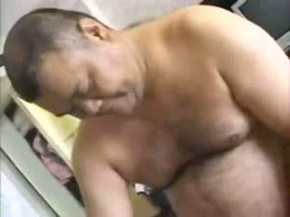 Rijpere japans 3sum mmv