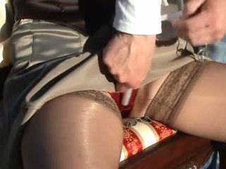big tits, fetish, satin