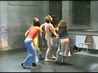 Artsy-cfnm-gender Observation Dance Performance