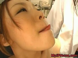 Dirty Asian Nurse Likes Sex