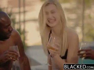 Blacked alexa grace una pagsasama ng magkaibang lahi pangtatluhang pagtatalik