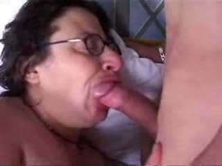 Fat Mature Fucks Like Hooker With Younger Guy Video