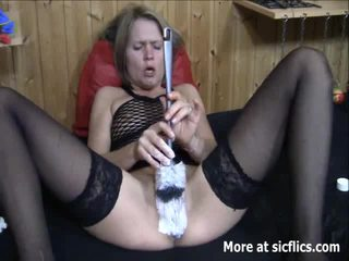 insertion, lesbian sex, solo