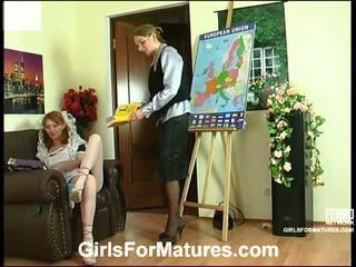 Madge irene ina sa lesbiyan action
