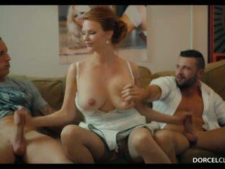 Hard dp met 2 strangers voor mijn vrouw tarra blank - porno video- 961
