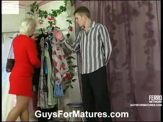 Penny And Mike Nasty Mom Inside Action