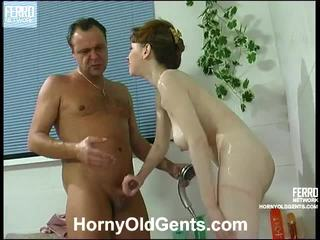 Marina And Hubert Oldman Xxx Action