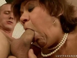 Lusty grandmas rinkinys
