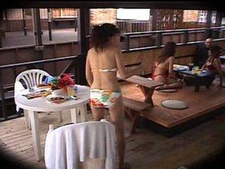 japonisht, masazh, klub
