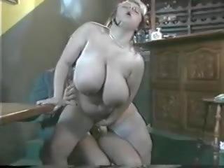fucked, big natural tits, german