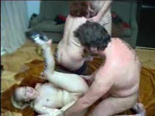 Russo matura e giovane coppia swingers 2