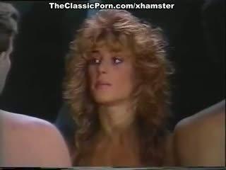 Barbara dare, nina hartley, erica boyer į klasikinis porno klipas