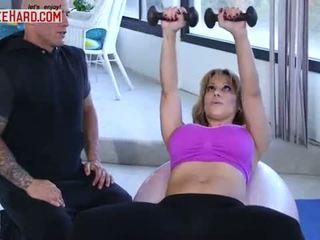 Alyssa Lynn Sex On The Plates Ball HD
