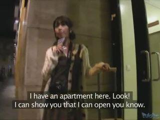 Японки туристически persuaded към имам секс